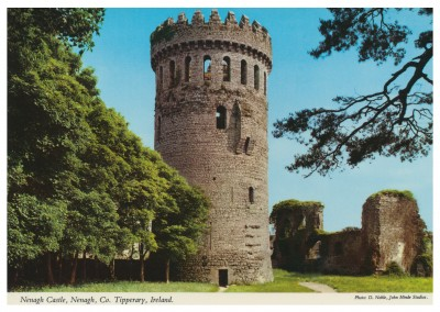 The John Hinde Archive photo Nenagh Castle, Tipperary