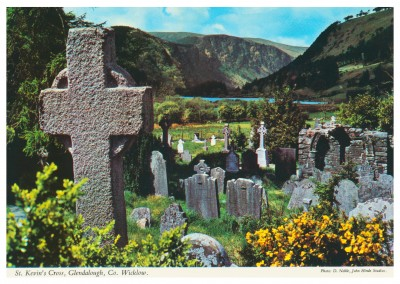 The John Hinde Archive photo St.Kevin's Cross, Ireland