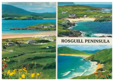 The John Hinde Archive photo Rosguill Peninsula