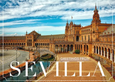 photo Séville, Plaza de España