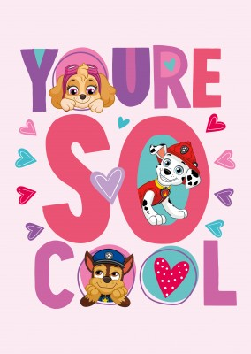 PAW Patrol You're so cool!