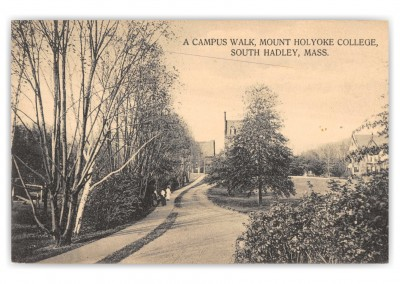 South Hadley, Massachusetts, Mount Holyoke College
