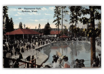 Spokane, Washington, Natatorium Park