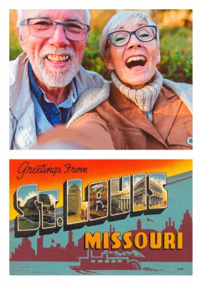 St. Louis, Missouri, Greetings from
