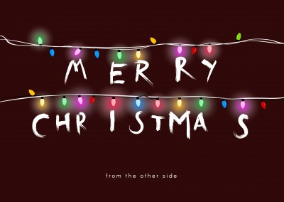 Merry Christmas from the Other Side