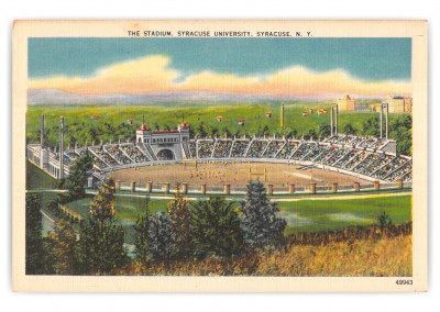 Syracuse, New York, The Stadium, Syracuse University