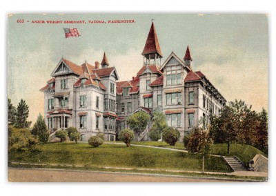 Tacoma, Washington, Annie Wright Seminary