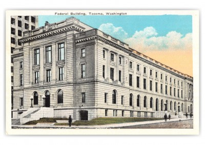 Tacoma, Washington, Federal Building
