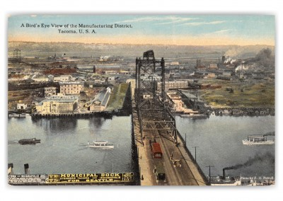 Tacoma, Washington, Manufacturing District