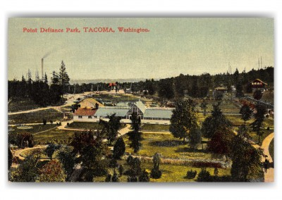 Tacoma, Washington, Point Defiance Park