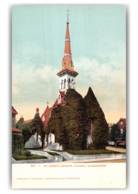 Tacoma, Washington, St. Luke's Church