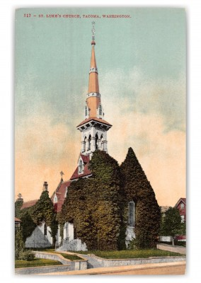 Tacoma, Washington, St. Lukes Church
