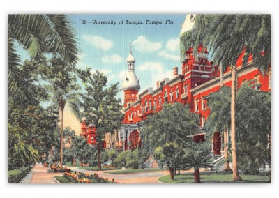 Tampa, Florida, Univeristy of Tampa