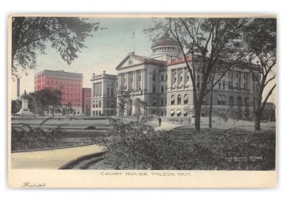 Toledo, ohio, Court House