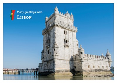 photo Belem tower Lisbon