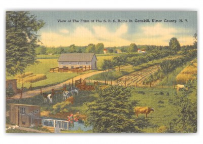 Ulster County, New York, The Farm, The S. R. S. Home