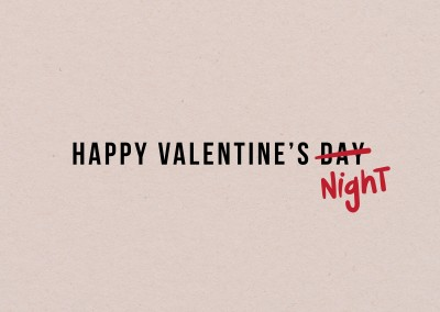 Happy Valentine's night