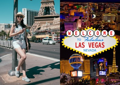photocollage Las Vegas