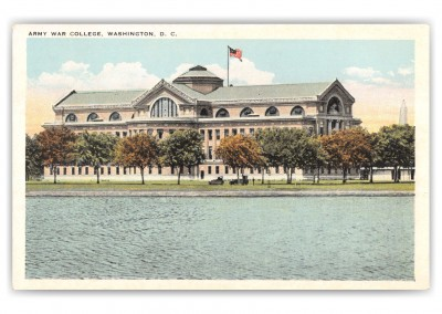 Washington DC, Army War College