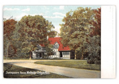 Wellesley, Massachusetts, Shakespeare House, Wellesley College