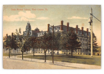 West Chester, Pennsylvania, State Normal School