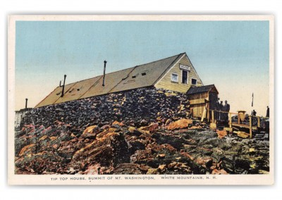 White Mountains, New Hampshire, Tip Top House