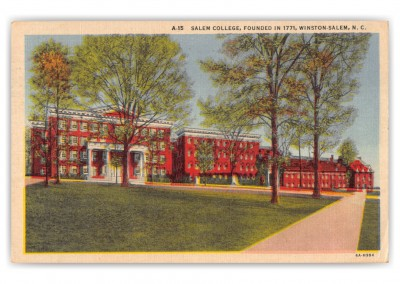 Winston-Salem, North Carolina, Salem College