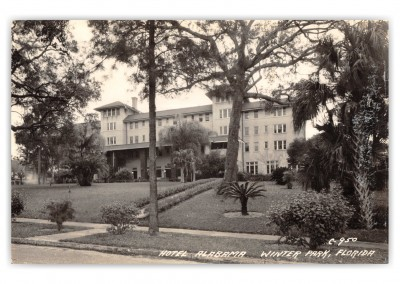 Winter Park, Florida, Hotel Alabama