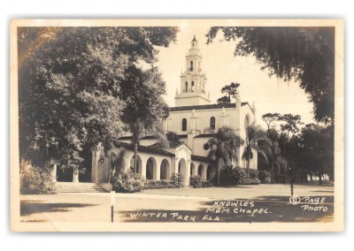 Winter Park, Florida, Knowels Chapel
