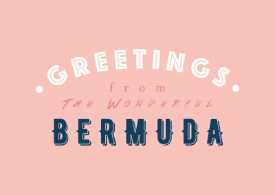 Greetings from the wonderful Bermuda