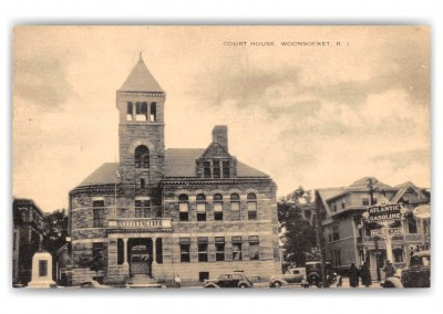 Woonsocket, Rhode Island, Court House