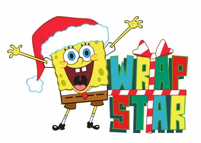 Spongebob - Wrap star!