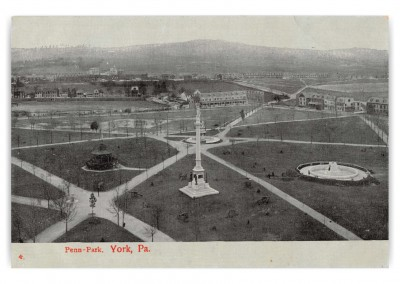 York, Pennsylvania, Penn-Park
