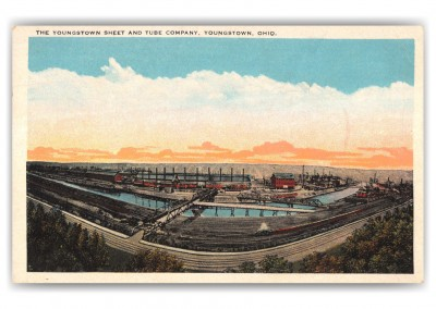 Youngstown, ohio, Sheet and Tube Company